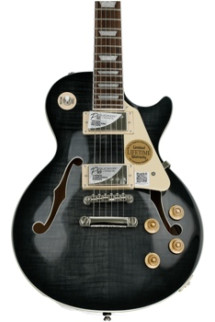 Epiphone Les Paul ES Pro - Translucent Black