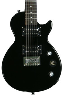 Epiphone Les Paul Express Short Scale - Ebony