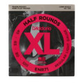 D'Addario ENR71 XL Half Round Semi-Flat Wound Long Scale Bass StringsENR71 XL Half Round Semi-Flat Wound Long Scale Bass Strings