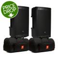 JBL EON610 Speaker Pair with BagsEON610 Speaker Pair with Bags
