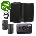 JBL EON615 PA Package - with goRack and CoversEON615 PA Package - with goRack and Covers