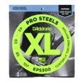 D'Addario ProSteel EPS300 Light Top Medium Bottom Super Bright Bass Strings