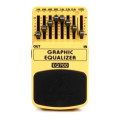 Behringer EQ700 Graphic Equalizer PedalEQ700 Graphic Equalizer Pedal