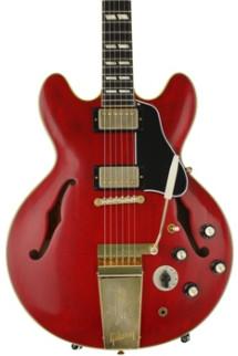 Gibson Memphis 1964 ES-345TDC Maestro Tremolo VOS - Sixties Cherry