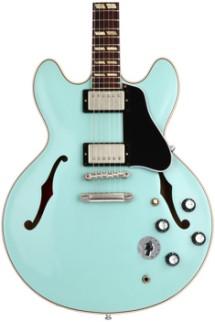 Gibson Memphis 1964 ES-345 Reissue - Sea Foam Green