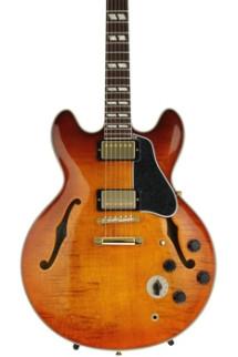 Gibson Memphis 1964 ES-345 Premiere - Faded Lightburst
