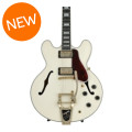 Gibson Memphis ES-355 Bigsby - Classic White, VOS FinishES-355 Bigsby - Classic White, VOS Finish