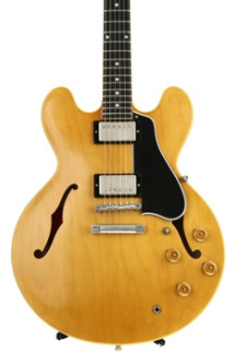 Gibson Memphis 1959 ES-335TD Reissue - Vintage Natural