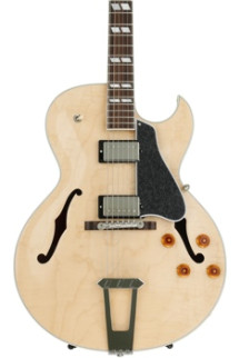 Gibson Memphis ES-175 Figured - Natural