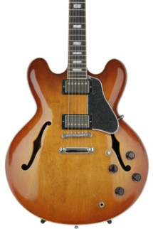 Gibson Memphis ES-335 Block - Faded Lightburst