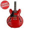 Gibson Memphis ES-335 Lefty - Cherry