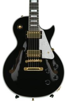 Gibson Memphis ES Les Paul Custom - Ebony