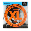 D'Addario ESXL110 Nickel Wound Double Ball End Light Electric StringsESXL110 Nickel Wound Double Ball End Light Electric Strings