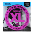 D'Addario ESXL120 Nickel Wound Double Ball End Super Light Electric Strings