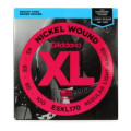 D'Addario ESXL170 Double Ball Nickel Wound Long Scale Light Bass StringsESXL170 Double Ball Nickel Wound Long Scale Light Bass Strings