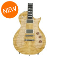 ESP USA Eclipse Quilted Maple EMG - Vintage NaturalUSA Eclipse Quilted Maple EMG - Vintage Natural