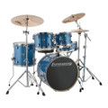 Ludwig Element Evolution 5-piece Drum Set with Zildjian ZBT Cymbals - 20