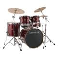 Ludwig Element Evolution 5-piece Drum Set with Zildjian ZBT Cymbals - 22
