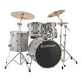 Ludwig Element Evolution 5-piece Drum Set with Zildjian ZBT Cymbals - 22