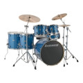 Ludwig Element Evolution 6-pc Drumset with Zildjian ZBT Cymbals - 22