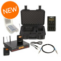 Sennheiser EW172 G3 Dual Instrument Wireless Bundle