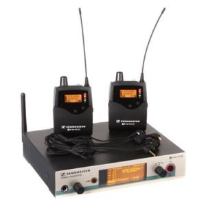 Sennheiser Ew 300 Iem G3 In Ear Wireless System A Band