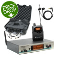 Sennheiser EW 300 Wireless In-ear Monitor System with Case and Cable