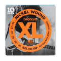 D'Addario EXL110 Nickel Wound Light Electric Strings 10-PkEXL110 Nickel Wound Light Electric Strings 10-Pk