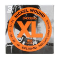 D'Addario EXL110-3D Nickel Wound Light Electric Strings 3-PkEXL110-3D Nickel Wound Light Electric Strings 3-Pk