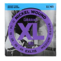 D'Addario EXL115 Nickel Wound Blues/Jazz Rock Electric StringsEXL115 Nickel Wound Blues/Jazz Rock Electric Strings