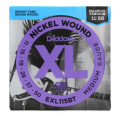D'Addario EXL115BT Balanced Tension Nickel Wound Medium Electric StringsEXL115BT Balanced Tension Nickel Wound Medium Electric Strings