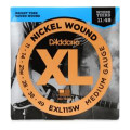 D'Addario exl115w Nickel Wound Medium (wound 3rd) Electric Stringsexl115w Nickel Wound Medium (wound 3rd) Electric Strings