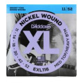 D'Addario EXL116 Nickel Wound Medium Top/Heavy Bottom Electric StringsEXL116 Nickel Wound Medium Top/Heavy Bottom Electric Strings