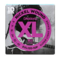 D'Addario EXL120 Nickel Wound Super Light Electric Strings 10-pk