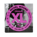 D'Addario EXL120-3D Nickel Wound Super Light Electric Strings 3-pkEXL120-3D Nickel Wound Super Light Electric Strings 3-pk