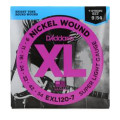 D'Addario EXL120-7 Nickel Wound Super Light 7-String Electric StringsEXL120-7 Nickel Wound Super Light 7-String Electric Strings