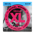 D'Addario XL120+ Nickel Wound Super Light Plus Electric StringsXL120+ Nickel Wound Super Light Plus Electric Strings