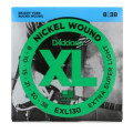 D'Addario XL130 Nickel Wound Extra Super Light Electric StringsXL130 Nickel Wound Extra Super Light Electric Strings