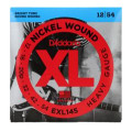 D'Addario EXL145 Nickel Wound Heavy Electric StringsEXL145 Nickel Wound Heavy Electric Strings