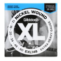 D'Addario EXL148 Nickel Wound Extra Heavy Electric StringsEXL148 Nickel Wound Extra Heavy Electric Strings