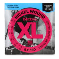 D'Addario EXL150 Nickel Wound Light 12-String Electric StringsEXL150 Nickel Wound Light 12-String Electric Strings