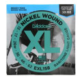 D'Addario EXL158 Nickel Wound Light Baritone Electric Strings