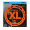 D'Addario EXL160 Nickel Wound Long Scale Medium Bass StringsEXL160 Nickel Wound Long Scale Medium Bass Strings