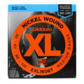 D'Addario EXL160BT Balanced Tension Nickel Wound Medium Bass Strings
