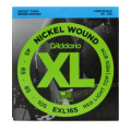 D'Addario EXL165 Nickel Wound Long Scale Light Top Medium Bottom Bass StringsEXL165 Nickel Wound Long Scale Light Top Medium Bottom Bass Strings