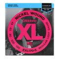 D'Addario EXL170-5 Nickel Wound Long Scale Light 5-String Bass StringsEXL170-5 Nickel Wound Long Scale Light 5-String Bass Strings