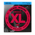 D'Addario EXL170SL Nickel Wound Super Long Scale Light Top/Medium Bottom Bass Strings