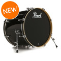 Pearl Export EXL Lacquer Bass Drum - 22x18 - Black Smoke LacquerExport EXL Lacquer Bass Drum - 22x18 - Black Smoke Lacquer