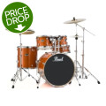 Pearl Export EXL 5-piece Drum Set with Hardware - Honey AmberExport EXL 5-piece Drum Set with Hardware - Honey Amber