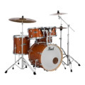 Pearl Export EXL 5-piece Shell Pack with Snare Drum - Honey AmberExport EXL 5-piece Shell Pack with Snare Drum - Honey Amber